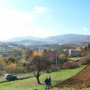 11 árový, slnečný pozemok na úpätí Slánskych hôr