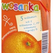 Wosanka pomaranč 0,2 L