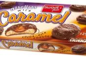 Sušienky Caramel 125g