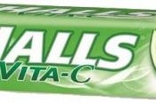 Halls Vita-C 33,5 g