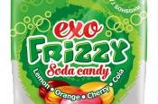 ALPI exo Frizzy Soda Candy 70g